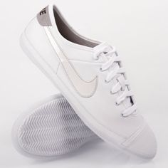 Nike Flash Leather White