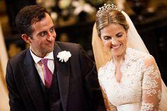 Princess Amelia de Orleans e Braganca and James Spearman wedding | 2014 Rio