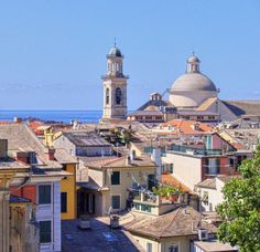 A Rough Guide to Liguria in Italy : Things to do in Chiavari