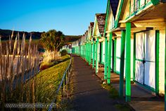 Langland Bay Huts