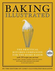 Buy the Baking Illustrated cookbook