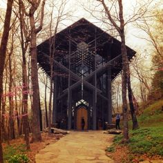The Thorncrown Chapel (1980)