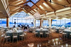 For Reception  The Beach   Tennis Club  Wedding Venues at Pebble     coastsidecouture com   The Beach and Tennis Club Pebble Beach Wedding   TGO  Wedding Photography