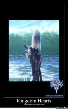 Well....okay, I guess I can go with the dark side. I mean there's Riku, Axel, Demyx, Zexion, Terra, Vanitas....I can live :)