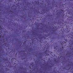 Purple Batik ByTheYard Batik yardage - Cotton fabric  by TCSFabrics/Twisted Cedar Studios, $8.50/yard #fabric #batik #purple #bytheyard #yardage #purple #purplefabric #purplebatik #quiltingfabric #cottonfabric