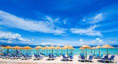 Пляж и море - два неразделимых впечатления отдыха в Греции…