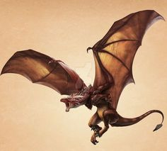 Dragon WIP 4 by ChrisRa on DeviantArt
