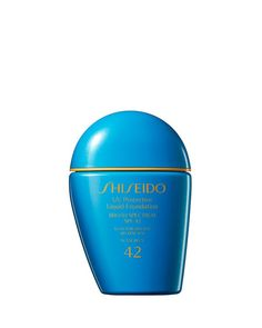 Shiseido Uv Protective Liquid Foundation Broad Spectrum Spf 42 Water Resistant Sunscreen