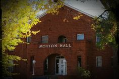 Morton Hall is one of the coveted historical halls on north campus. An all-female, traditional hall, it has plenty of character, especially since no two rooms are alike.