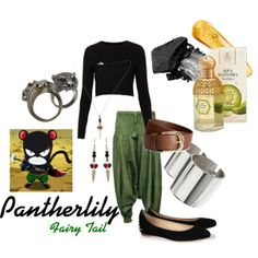 """Pantherlily"" by aliazuras on Polyvore"