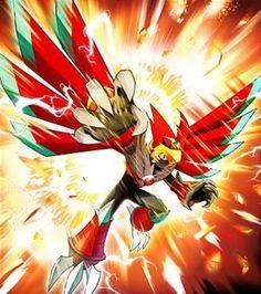 megaman+nt+warrior+beast | Beast soul megaman the hawk form
