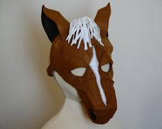 Giddy Up! Horse around all day in this fun, felt mask with lovely, hand embroidered details. This Printable PDF pattern is fully illustrated with detailed instructions and a full size pattern. Available for INSTANT DOWNLOAD! Pattern and Design copyright by Oxeyedaisey 2013. For personal use only. Please ask for permission for all other uses. You are purchasing a PDF Pattern and NOT A FINISHED PRODUCT. This is an electronic file, NOT A PHYSICAL PATTERN. Due to the nature of purchasing and…
