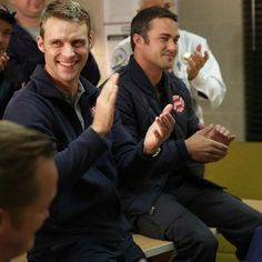 This fall, TV's hottest night is Tuesday. #ChicagoFire