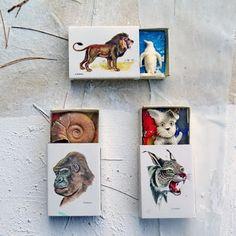 mano kellner, project 2016, kunstschachtel / art box nr 20-22, metamorphose 1-3
