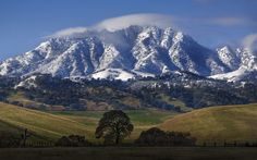 Mount Diablo (California) by Matt Grans