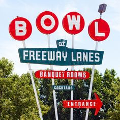 Vintage sign in Fowler, California. Taken by Thomas Hawk