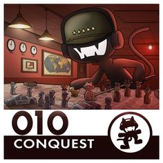 Monstercat 010 - Conquest // Various Artists