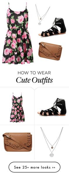 """cute summer outfit"" by emmalove204 on Polyvore"