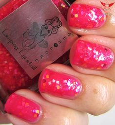 The Nail Junkie: NAIL MAIL AND SWATCHFEST: Sea Lore Polishes Galore!!!!