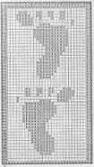 Resultado de imagem para pontos de croche para tapetes com grafico