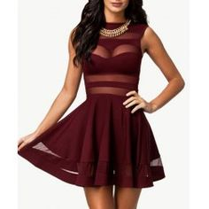 Love this dress! Plus there are some other great dresses on the site, models even got the perfect body for such a dress