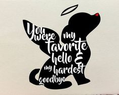 Spell Dog Backward - Dog Sympathy & Loss of Pet Cards by SpellDogBackwardLA Pet Loss Grief, Loss Of Dog, I Love Dogs, Puppy Love, Cute Dogs, Miss My Dog, You Are My Favorite, Dog Memorial, Dog Tattoos