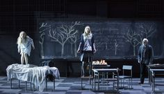 "BEST REVIVAL OF A PLAYFrom left, Elizabeth Teeter, Saoirse Ronan and Jim Norton in ""The Crucible."""