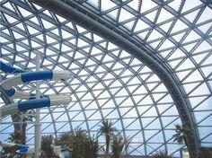 Shen Zhen Ocean Plaza, Indoor Water Park