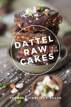 deserts healthy under 100 calories Dattel Raw Cakes Healthy Low Carb Snacks, Healthy Snacks For Kids, Healthy Dessert Recipes, Easy Snacks, Healthy Baking, Raw Food Recipes, Dinner Recipes, Cake Vegan, Raw Cake