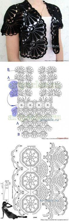 (1001) ♪ ♪ ... #inspiration #diy GB http://www.pinterest.com/gigibrazil/boards/ | Knitted dress (вязание)