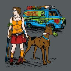 Scooby y Velma Vampire Hunter,