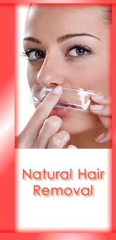 Removing the facial hair can be quite a tough expirience, especially if the hair is dark and dense. Here are some natural home remedies that you can try in order to take care of your excessive facial hair. #beauty #remedies #skincare #hair #removal