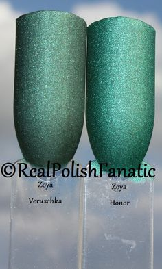 Real Polish Fanatic: Zoya Matte Velvet Collection - Winter/Holiday 2015 Plus Comparison *Updated with Topcoat Pictures!*