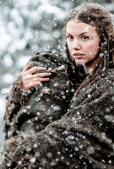 """stormbornvalkyrie:  ♕Gilly   Game of Thrones 5.07 """"The Gift"""" {x}"""