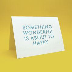 Happy! :)