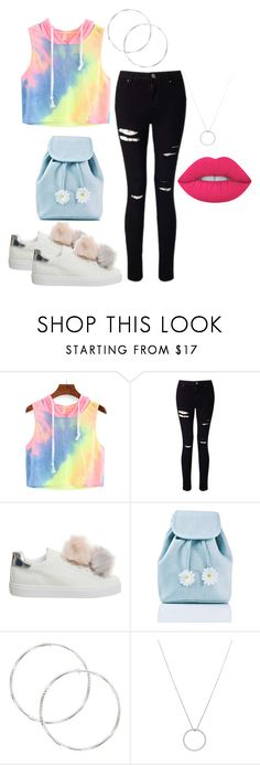 """""""Tumblr mix"""" by tillbillm ❤ liked on Polyvore featuring Miss Selfridge, Office, Sugarbaby, Roberto Coin, Lime Crime and tumblr"""