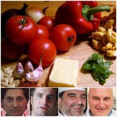 SALUTE È ALIMENTAZIONE: esibizione culinaria degli chef Antonio Di Nunno, Felice Sgarra, Michele Matera e Pietro Zito. Giovedì 17 ottobre 2013 dalle 17.30 sulla Terrazza di Palazzo San Giorgio a Trani.