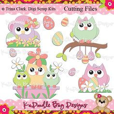 Soft Spring Owls