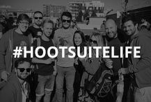 #HootsuiteLife