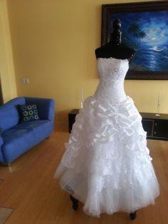 WEDDING DRESS BEAUTIFUL Princess Look Made to by SvetlanasBridal, $3500.00