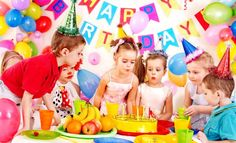 Awesome Birthday Party Ideas for Kids Ages 5 and Up- Baby Care Weekly