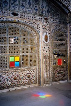 Inside the Junagadh Fort