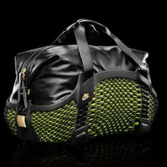 Mundial Brasil 2014  Ronaldo's World Cup 2014 Kit Bag By Tom Ward Introducing the Nike Rebento, the world's first 3D-printed sports bag