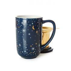 Starry Sky Colour Changing Nordic Mug (David's Tea) Sky Colour, Davids Tea, Protein Shaker, Oolong Tea, Tea Mugs, Color Change, Tea Time, Canning, Coffee
