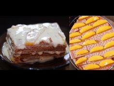 How To Make Mango Float Filipino Dessert Month -Beautyklove Filipino Desserts, Filipino Recipes, Filipino Food, Mango Float Filipino, Maggie Mae, Trifle Desserts, Makati, Flan, Food Videos