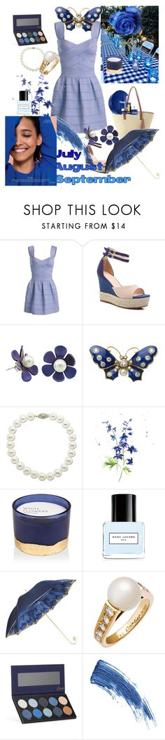 """""""Sunday Afternoons"""" by sallytcrosswell on Polyvore featuring Lord & Taylor, Paddywax, Marc Jacobs, Pasotti Ombrelli, Cartier, Luxie and Eyeko"""