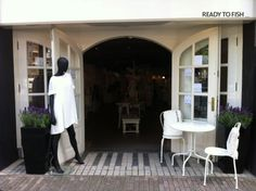 Storefront brandstore Ready to fish_ Amsterdam.