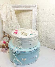 Shabby Yet Oh So Chic with TeamVintageusa by Sherry on Etsy #etsy #teamvintageusa