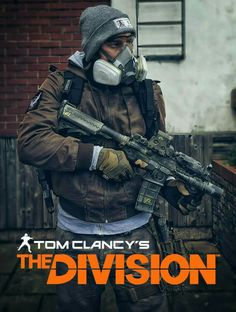 The Division Gear, The Division Cosplay, Division Games, Tom Clancy The Division, Airsoft, Control Ps4, Apocalypse Armor, Tactical Helmet, Foto Top