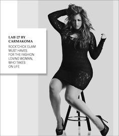 Carmakoma - Hot plus size fashion designer!!